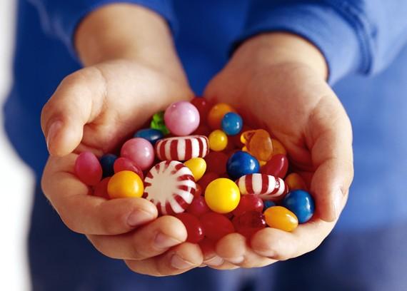 mơ thấy bánh kẹo