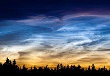 Đám mây phát sáng