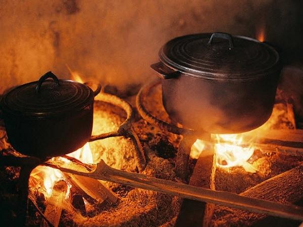 Giải mã điềm báo giấc mơ thấy bếp lửa