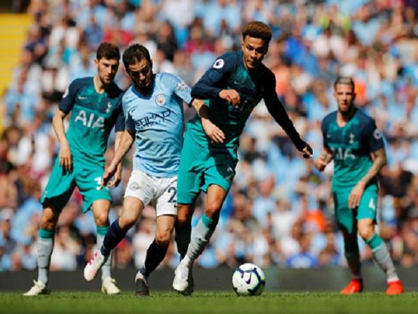 Top 4 trong lòng bàn tay của Tottenham