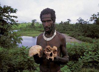 bộ tộc ăn thịt người