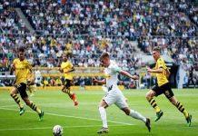 Dortmund ngậm ngùi về nhì mặc dù có cầu thủ 128 triệu bảng