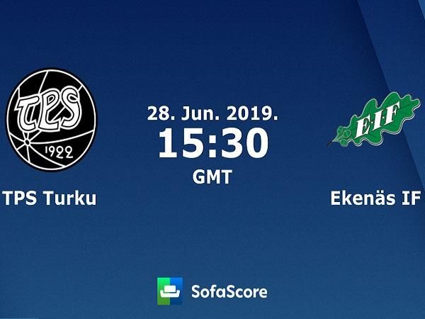 Nhận định TPS Turku vs EIF Ekenas, 22h30 ngày 28/06