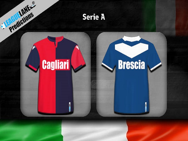 Nhận định Cagliari vs Brescia, 1h45 ngày 26/08
