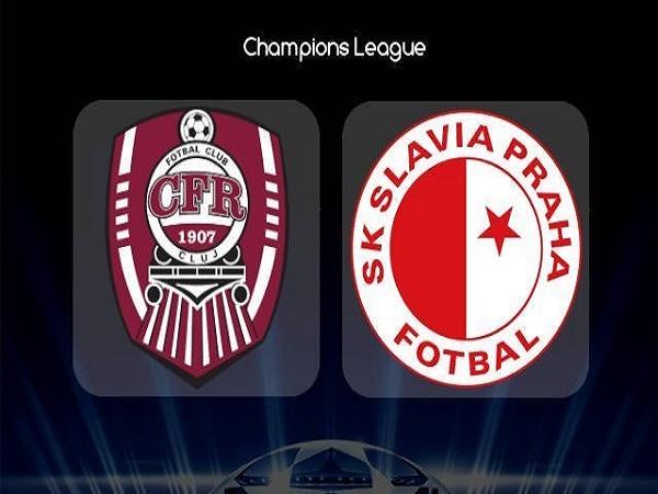 Nhận định CFR Cluj vs Slavia Praha, 2h00 ngày 21/08