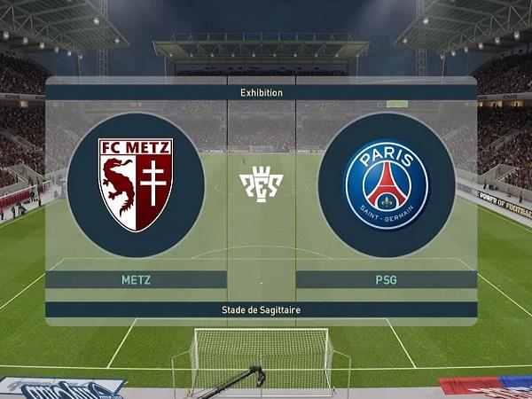 Nhận định Metz vs PSG, 1h45 ngày 31/08