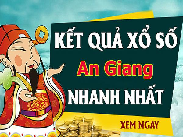 Soi cầu xổ số An Giang Vip ngày 20/11/2019