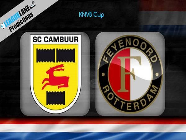 Nhận định Cambuur vs Feyenoord, 2h45 ngày 20/12