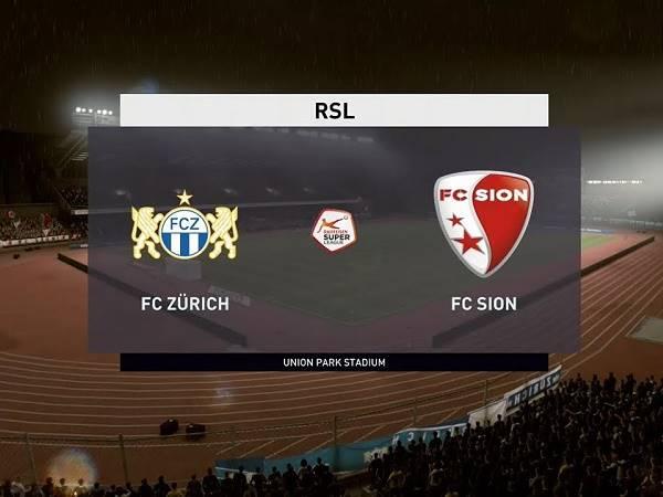 Nhận định Zurich vs Sion 01h30, 29/07 - VĐQG Thụy Sĩ