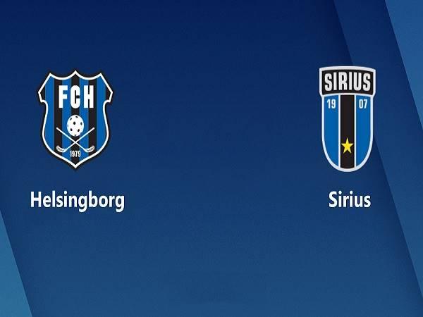 Nhận định kèo Helsingborg vs Sirius 00h00, 18/08 - VĐQG Thụy Điển