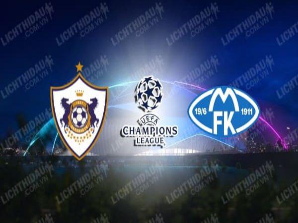Nhận định bóng đá Qarabag vs Molde, 0h00 ngày 17/9
