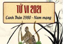 Tử vi tuổi Canh thân năm 2021 nam mạng