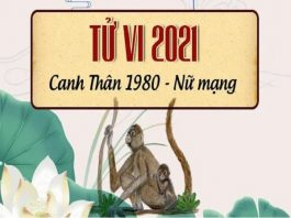 Tử vi tuổi Canh Thân năm 2021 nữ mạng