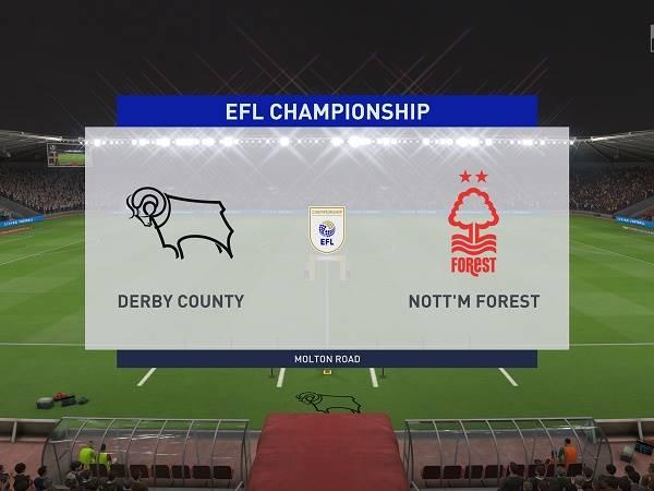 Nhận định Derby County vs Nottingham – 02h45 27/02, Hạng Nhất Anh