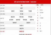 Soi cầu XSBP ngày 17/4/2021 đài Bình Phước thứ 7 hôm nay chính xác nhất