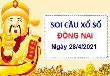 Soi cầu XSDN ngày 28/4/2021