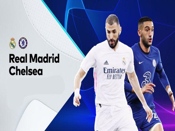 Nhận định kèo Real Madrid vs Chelsea, 2h00 28/4 - Cup C1 Châu Âu