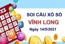 Soi cầu XSVL ngày 14/5/2021