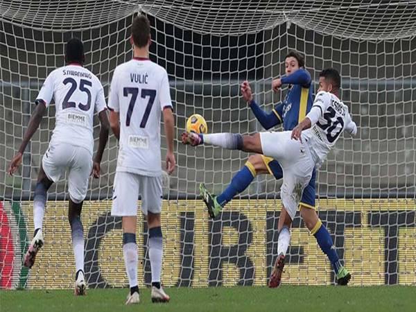 Nhận định trận đấu Crotone vs Verona (1h45 ngày 14/5)