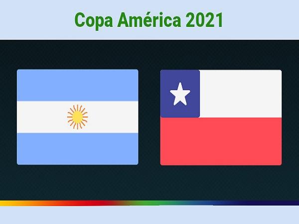 Nhận định Argentina vs Chile – 04h00 15/06/2021, Copa America