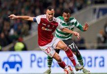 Dự đoán tỷ lệ Sporting Lisbon vs Braga (2h45 ngày 1/8)
