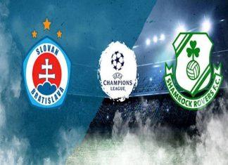 Nhận định Slovan Bratislava vs Shamrock Rovers, 23h30 ngày 7/7
