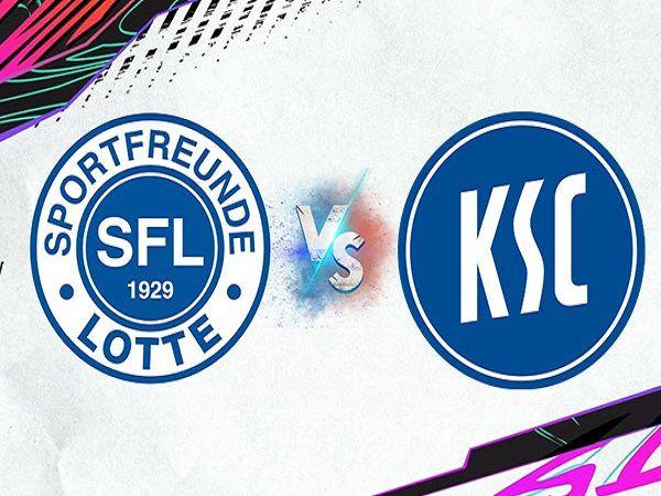 Nhận định Sportfreunde Lotte vs Karlsruher – 23h30 09/08, Cúp Quốc gia Đức