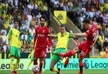 Nhận định bóng đá Norwich vs Liverpool, 1h45 ngày 22/9