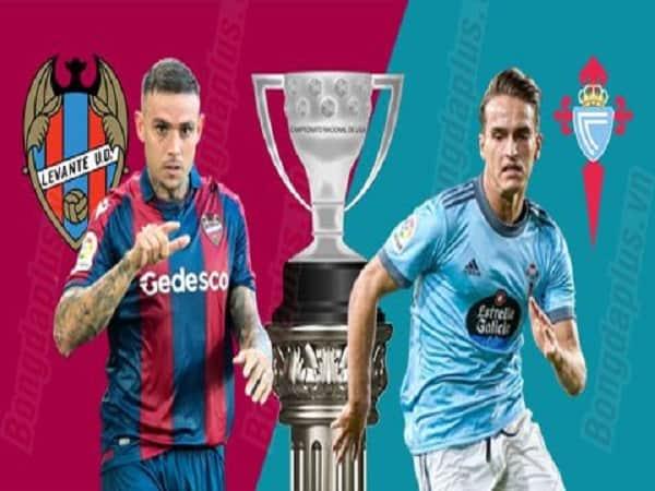 nhận đinh Levante vs Celta Vigo 22/9