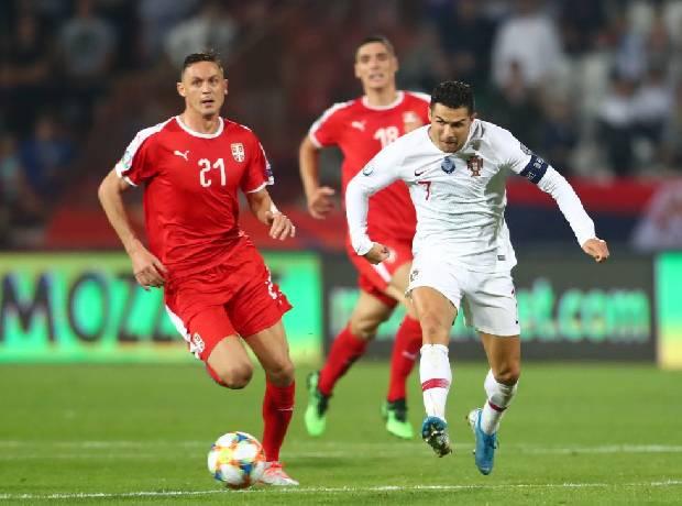 Soi kèo Châu Á Luxembourg vs Serbia ngày 10/10