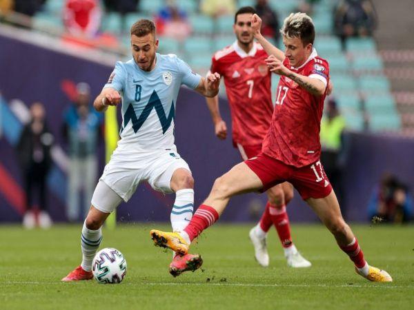 Nhận định kèo Slovenia vs Nga, 1h45 ngày 12/10 - VL World Cup 2022